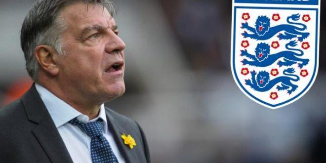 Sam Allardyce - England