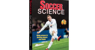 Win a copy of Soccer Science book