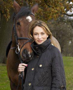 Michael Owen girlfriend photo with horse