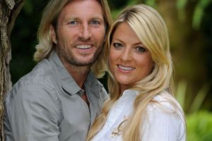 Picture of Robbie Savage girlfriend