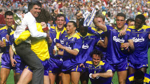 Wimbledon shocked Liverpool to win the FA Cup 1988