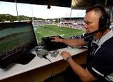 The TMO or Television Match Official already used extensively in top flight rugby league and rugby union.