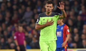 Lovren made amends for a costly error against Crystal Palace
