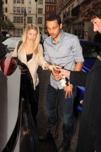 Theo Walcott girlfriend dating