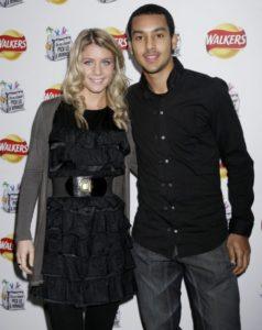 Photo of Theo Walcott's girlfriend