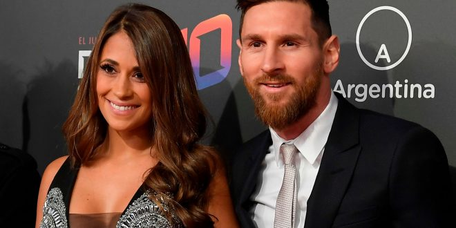 Lionel Messi's Wife 2021