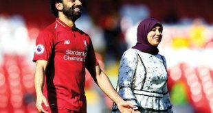 Mohamed Salah wife magi 2021